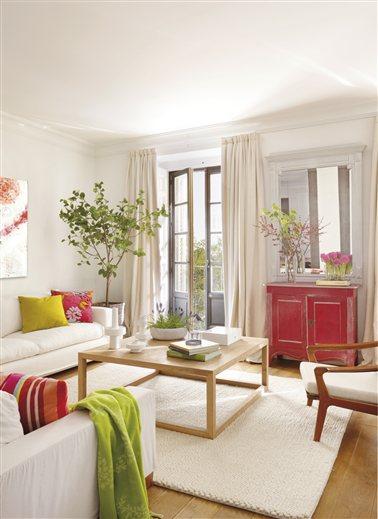 Oak tendencias de color 2013 seg n pantone v extracts - Mueble salon rojo ...