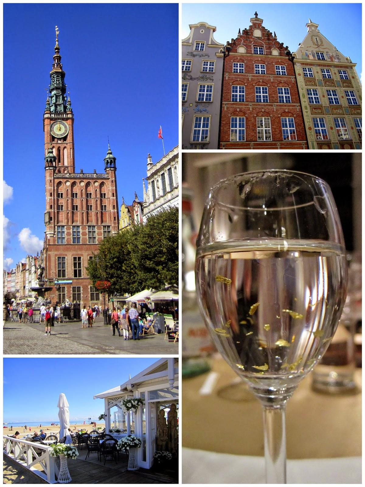 Gdansk - Sopot - Goldwasser