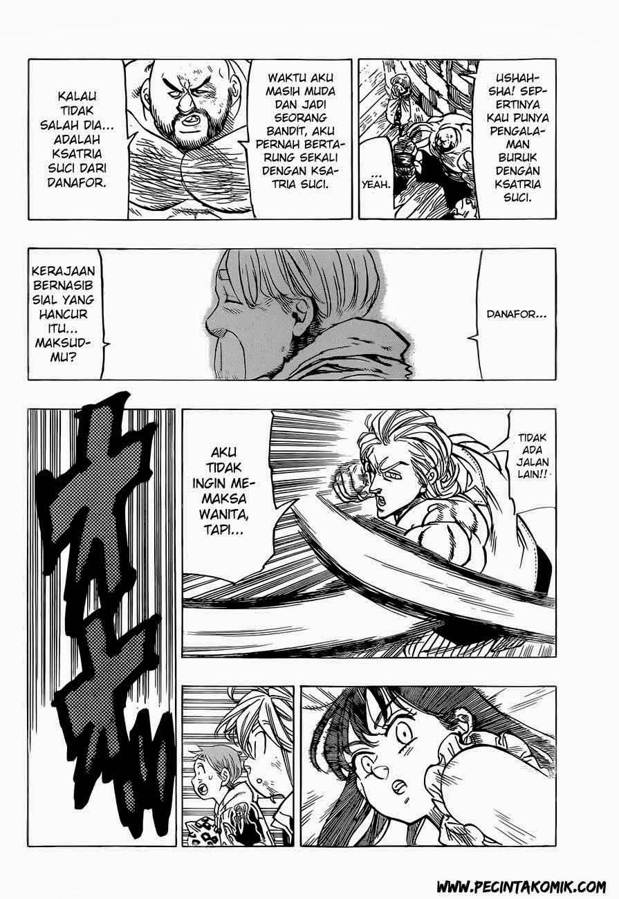 Nanatsu No Taizai Chapter 37-14