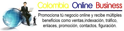 Colombia Online Business