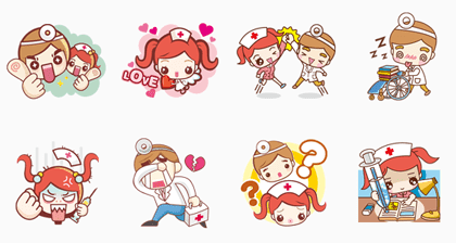 Sticker zootopia - Line Line Sticker Gallery Line0932 Amp
