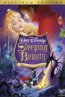 DVD Cover Sleeping Beauty 1959 movieloversreviews.blogspot.com