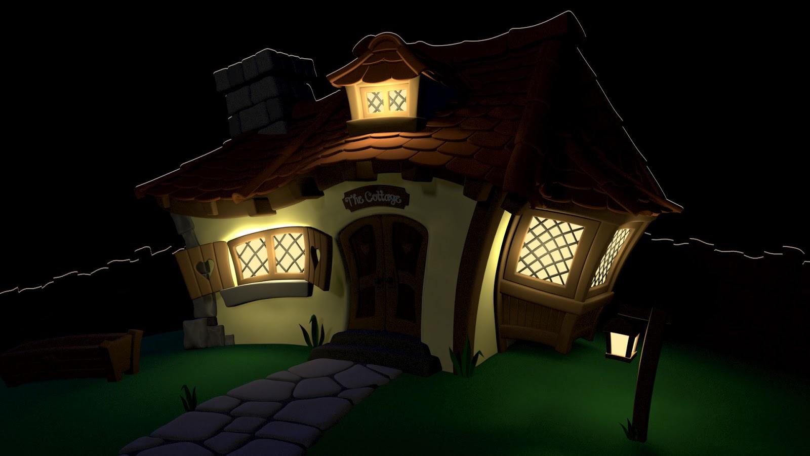 Maya tutorial lighting scene 4 24112015 baditri Gallery