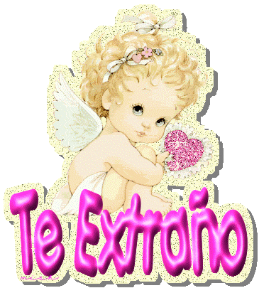 TE EXTRAO MUCHO