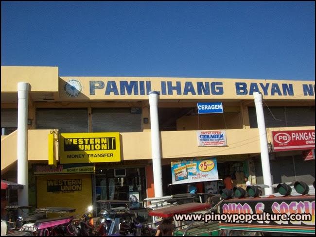 palengke, public markets, Binmaley