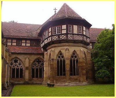 Monasterio de Maulbronn - Patio