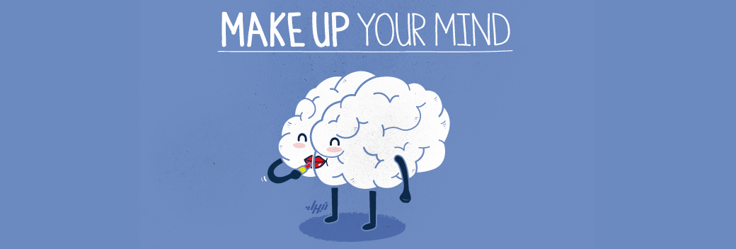 Make Up Your Mind Easy | Ukrainian Lifestyle Blog