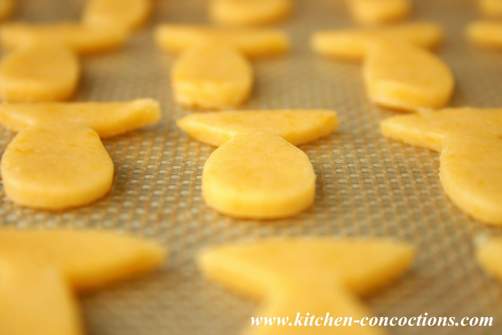 Kids in the Kitchen: Homemade Goldfish Crackers
