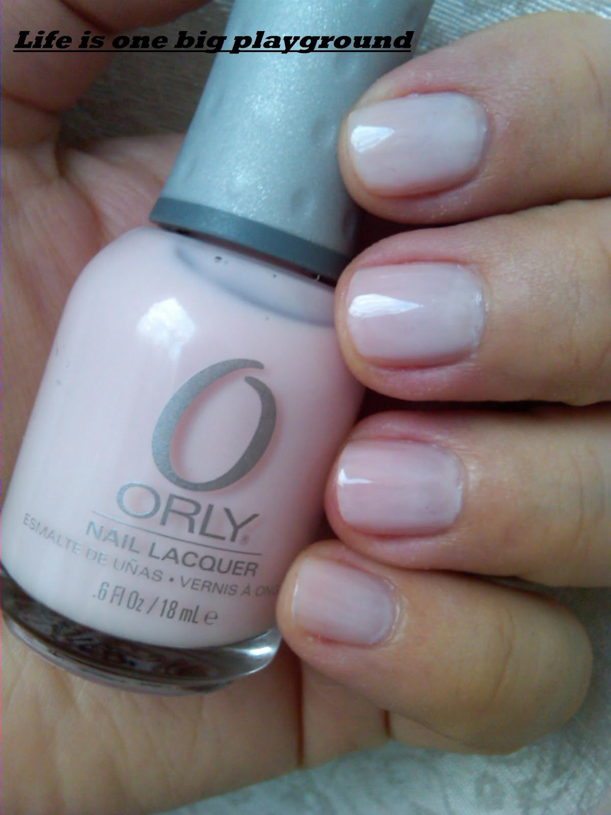 Until Then Here Is A Quick Notd Featuring Orly S Confetti Nailpolish I Hope You Like It
