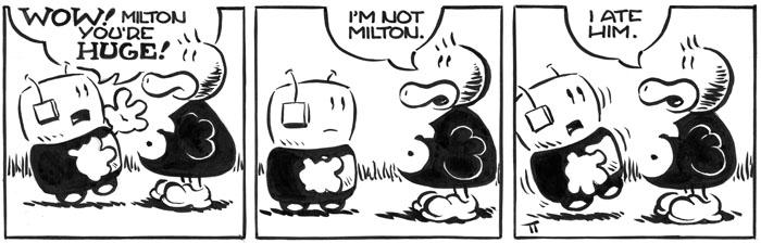 Not Milton