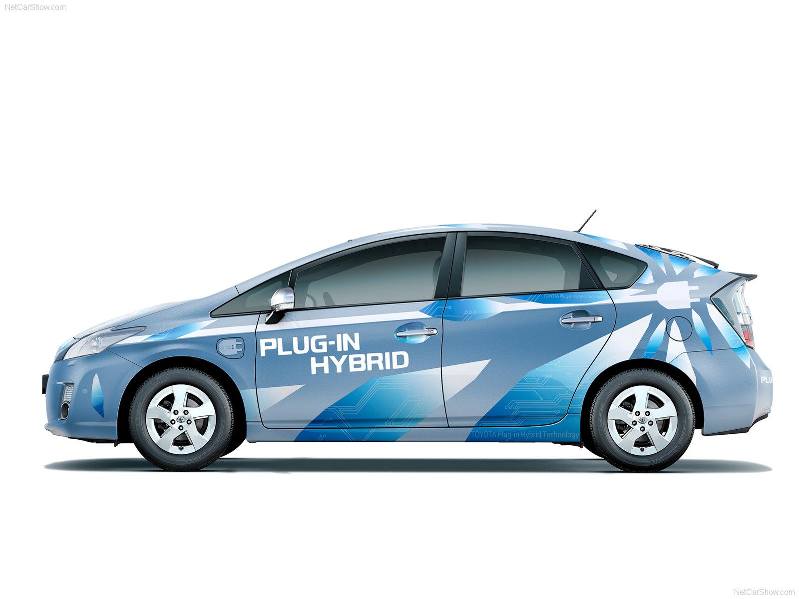 toyota prius the new hybrid car