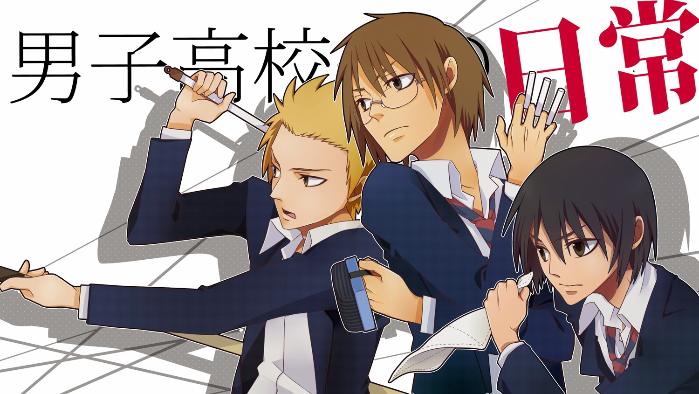 Yuujou No Winning Shot One Piece Movie 2 Sakura Quest Danshi Koukousei Nichijou