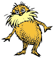 The Seuss Lorax