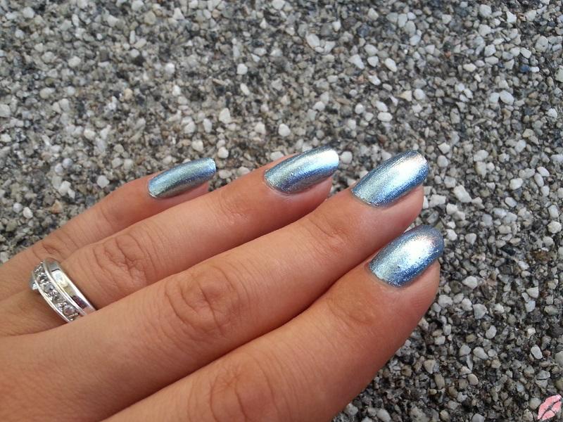 Nails - Blue Friday] Manhattan Quick Dry - 101s - TiaMel