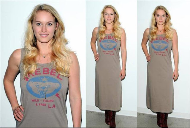 Leven Rambin in Paint + Cloth for UNIQLO