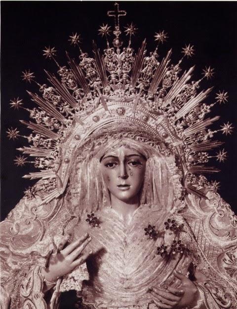 50 Aniversario Coronación Esperanza Macarena 1964 2014