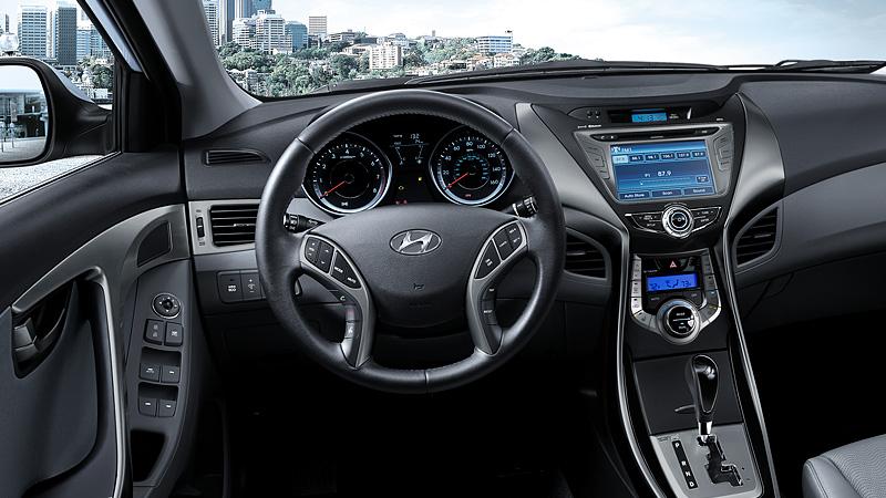 Latest Cars Models: Hyundai elantra 2014