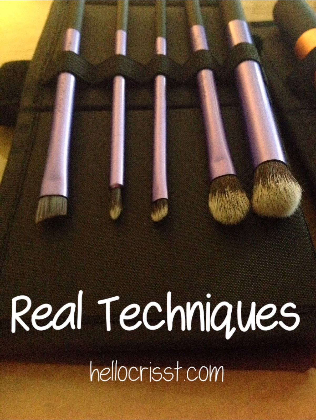 real technique eye brushes