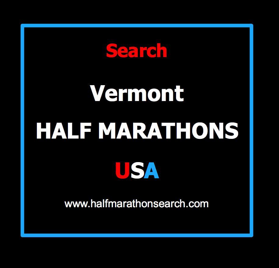Vermont Half Marathons