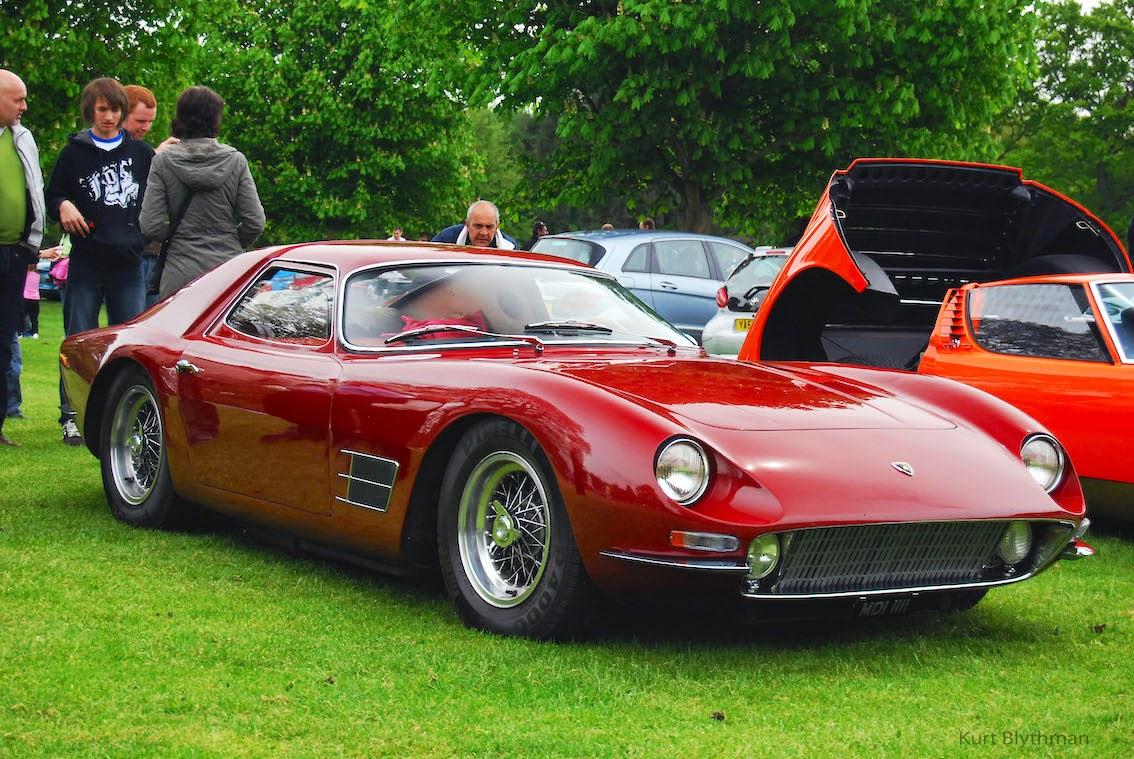 Fab Wheels Digest F W D 1966 Lamborghini 400 Gt Monza