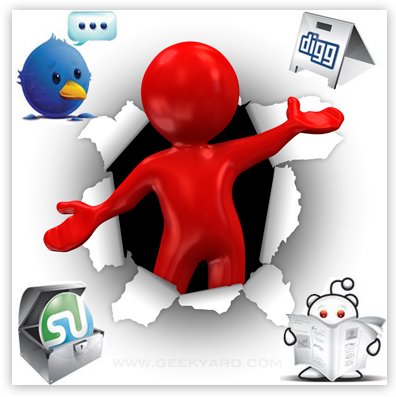Latest Social Bookmarking Sites March 2014