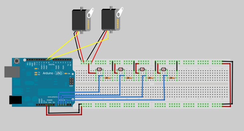 improvement of dual axis tracker using arduino uno engineering essay High-efficiency dual-axis solar tracking development using arduino  using nfc and arduino ig111 engineering quality control of solar-powered intelligent water.