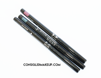 Review: Matite Glimmerstick Diamonds - Avon