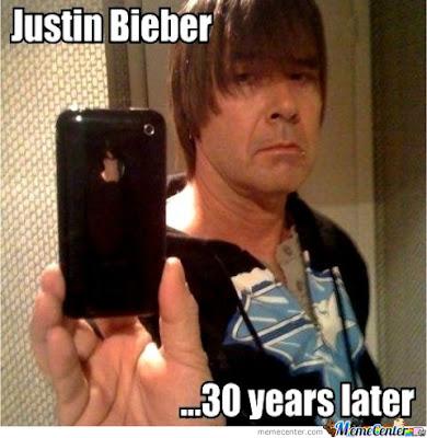 Justin Bieber memes
