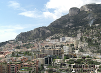 Monaco - Road trip Italy and South of France