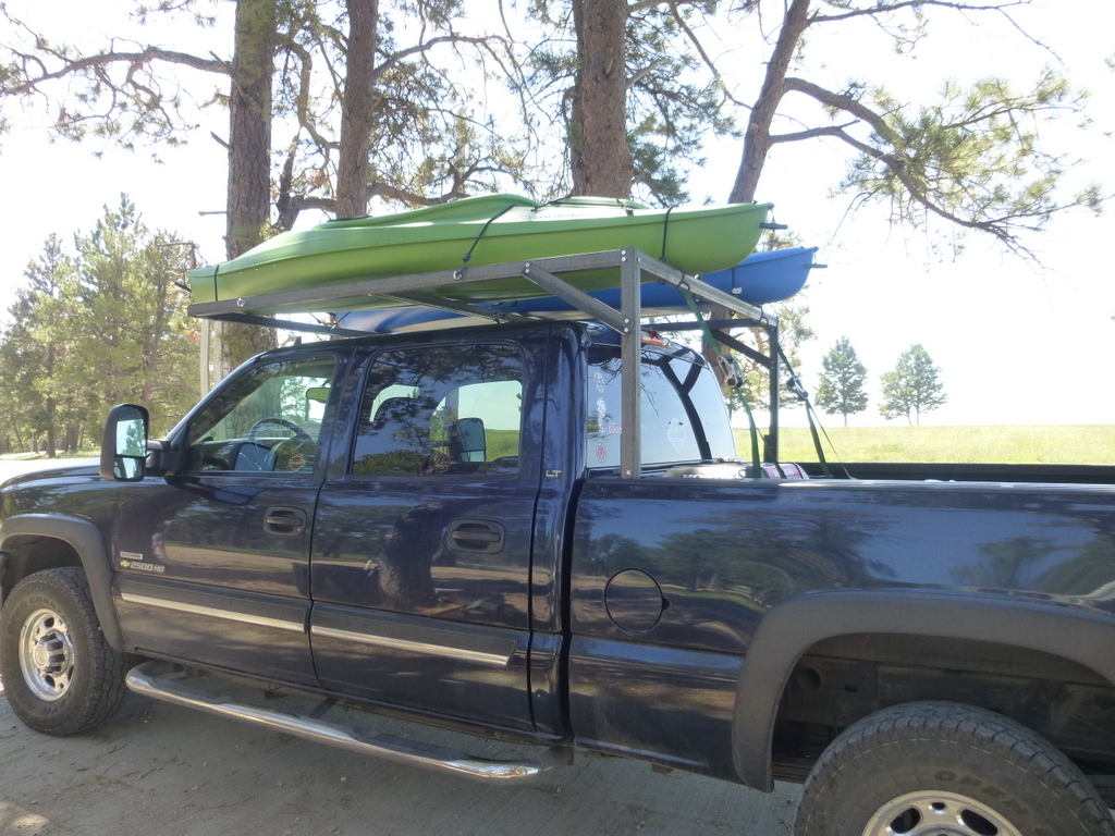 rv racks this the idea back refine for a kayak to you dyi want version pin camper first it wheel of rack get but is we