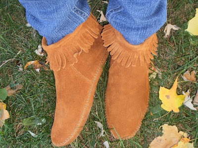 Minnetonka Moccasins, Fringed Boots, Fashion Boots, Lansgton's Footwear For Women