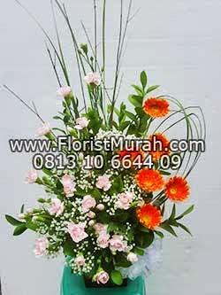 Rangkaian Vas Bunga Murah