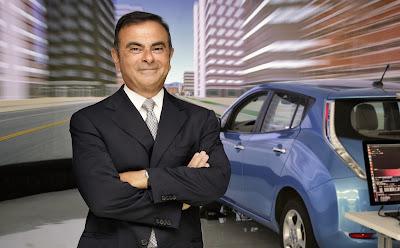 Η Nissan πρωτοπορεί σε παγκόσμιο επίπεδο στις εταιρικές δράσεις για τις κλιματικές αλλαγές