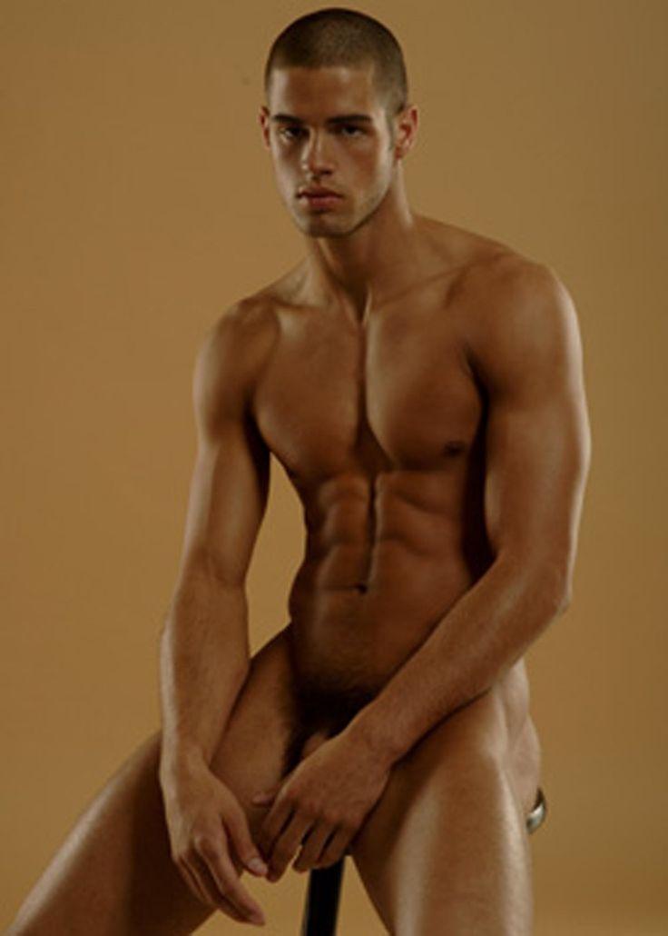 Фото голых моделей мужчин