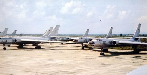 Era Tahun 60-an AURI / TNI AU memiliki 24 Pesawat Bomber TU-16