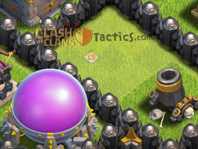 Clash of Clans: May Updates V4.14 Town Hall level 10