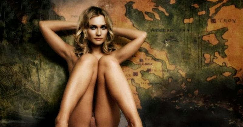 hot and sensual nude diane kruger amp maggie writ