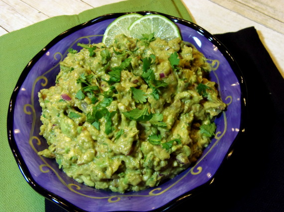 Kudos Kitchen Guacamole Recipe