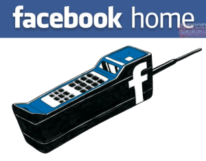 Facebook Home - Turn Your Android Smartphones Into Facebook Phones