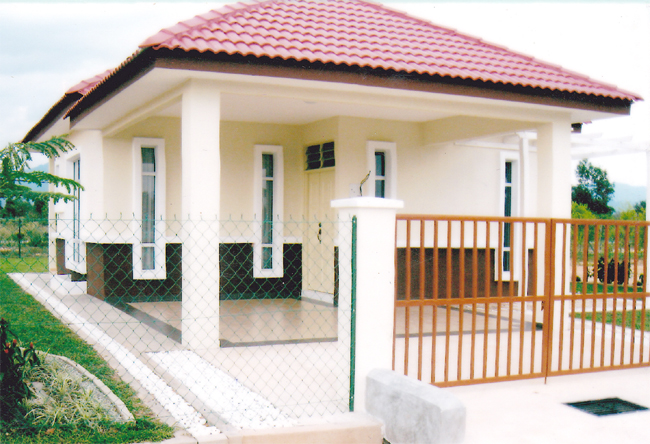 Rumah Kos Rendah Untuk Dijual Di Pulau Pinang