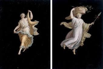 Allegorie di Michelangelo Maestri