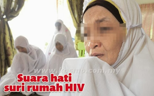 Suami 'Hadiahkan' Isteri HIV