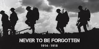 We will not forget them