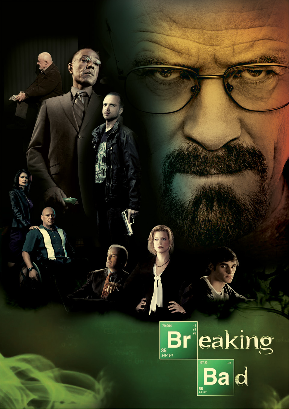 Breaking Bad 4 temporada - series express online