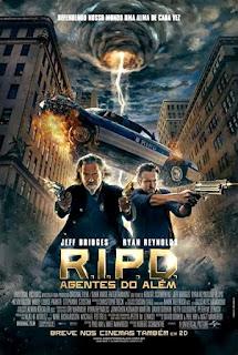 Assistir R.I.P.D. – Agentes do Além Dublado Online HD