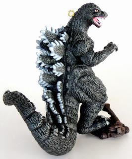 Ornament Godzilla 2014