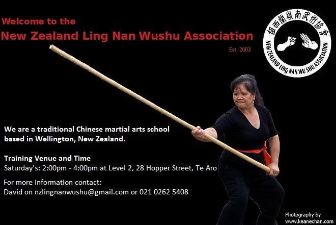 New Zealand Ling Nan Wushu Association - Wellington New Zealand