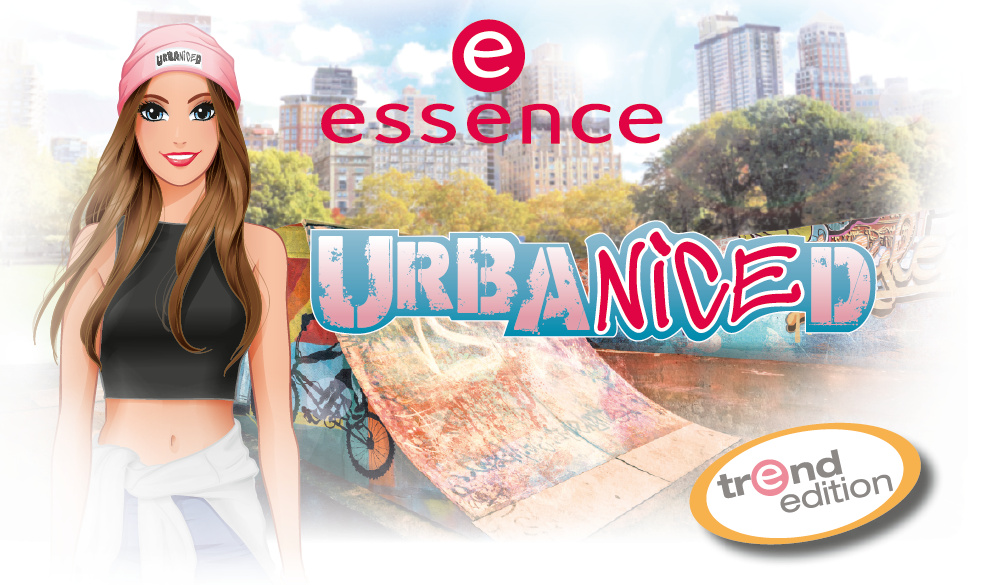 Essence Urbaniced trend edition preview