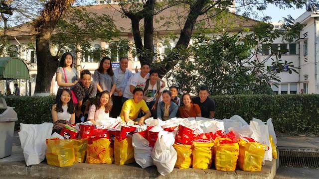 Hội từ thiện Vietnamsmile khoa ung thư máu