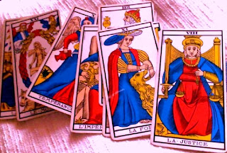 Arcanos Mayores - Tarot de Marsella